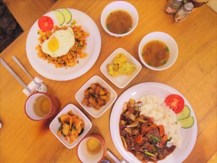 クスコ韓国料理 (12)