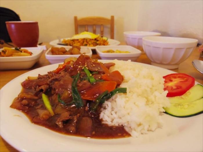 クスコ韓国料理 (15)
