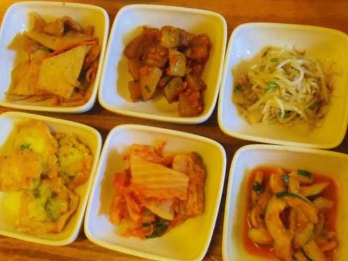 クスコ韓国料理2回目 (4)
