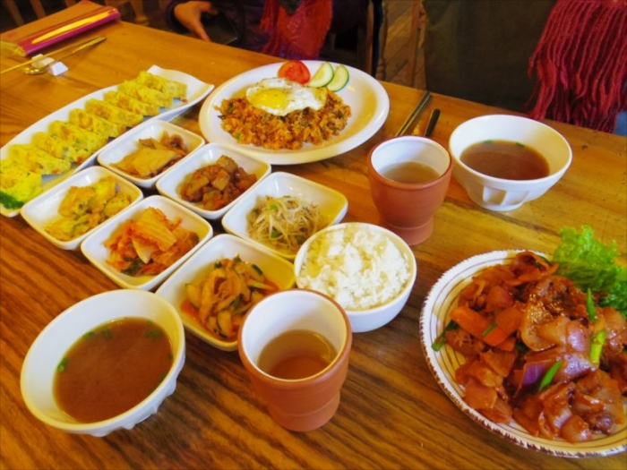 クスコ韓国料理2回目 (7)