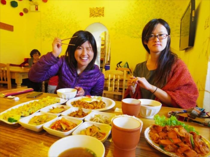クスコ韓国料理2回目 (11)