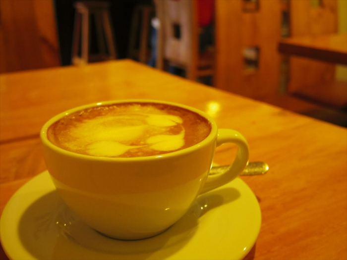 リマのカフェ (2)