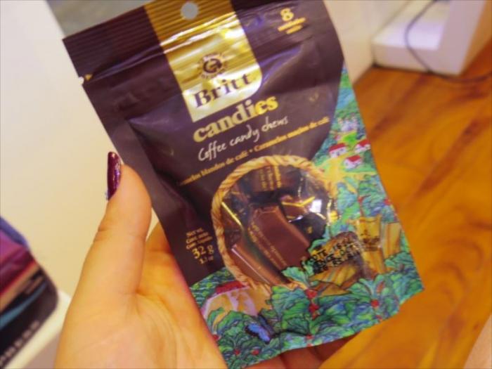 コロンビアコーヒーキャンディ
