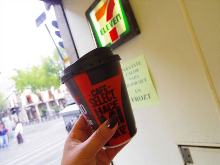 セブイレのコーヒー (2)