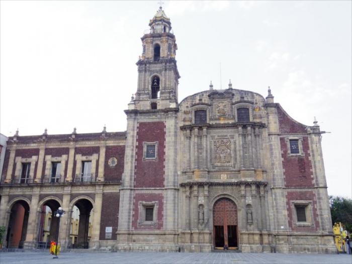 メキシコシティ教会 (6)