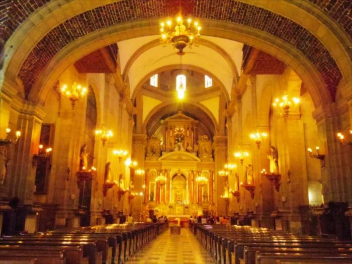 メキシコシティ教会 (3)