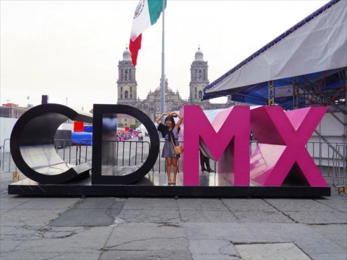 メキシコシティモニュメント (4)