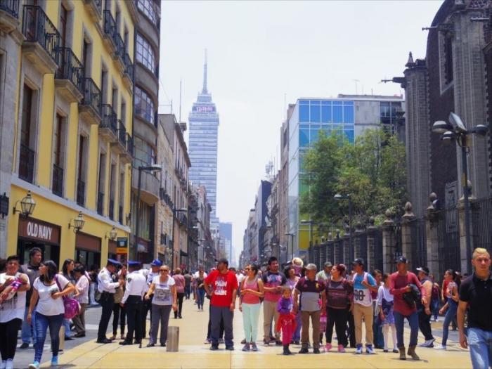 メキシコシティ街歩きとカフェ (13)