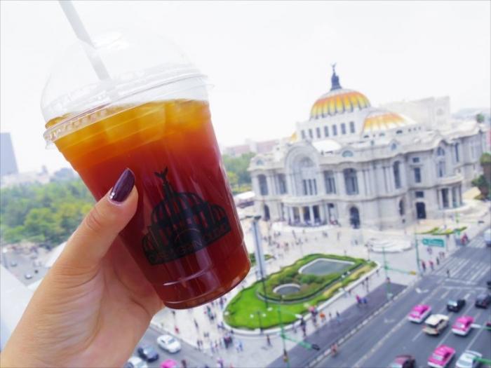 メキシコシティ街歩きとカフェ (29)