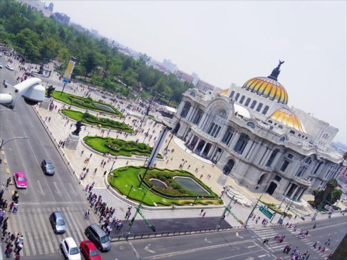 メキシコシティ街歩きとカフェ (24)