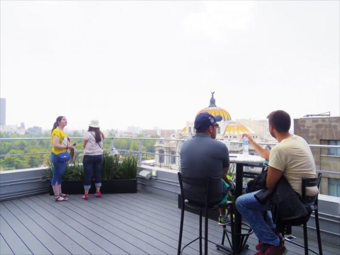 メキシコシティ街歩きとカフェ (30)