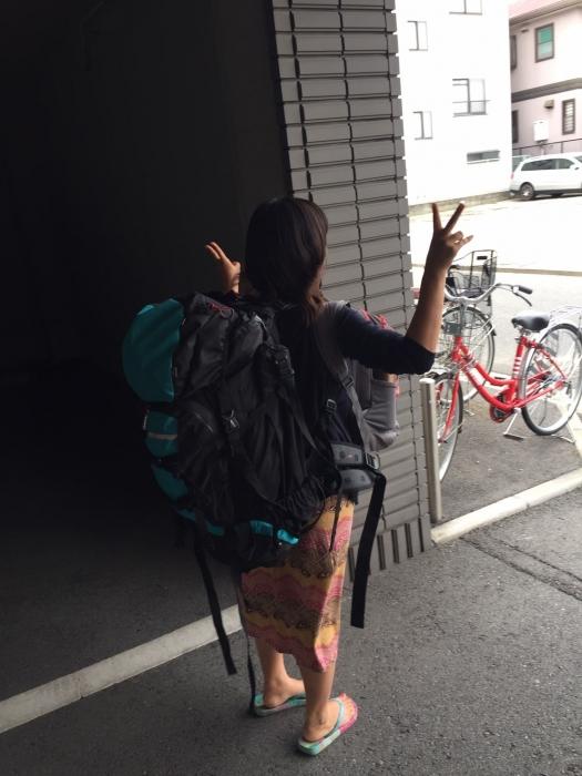日本に完全帰国