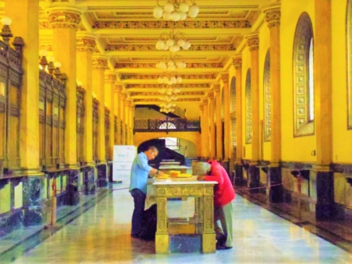 メキシコシティ郵便局 (10)