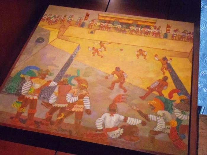 メキシコ国立人類学博物館 (38)