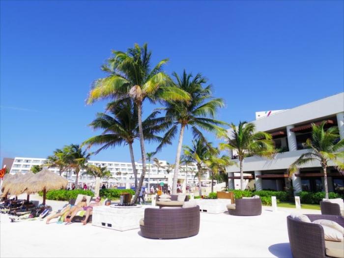 ハイアットのプライベートビーチ (13)