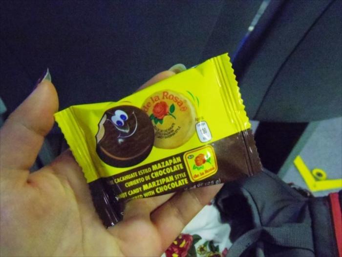 メキシコのお菓子チョコver