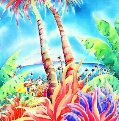 Island of music30x30