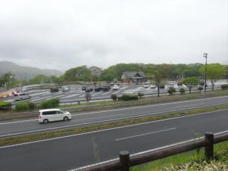 大分自動車道由布岳PA