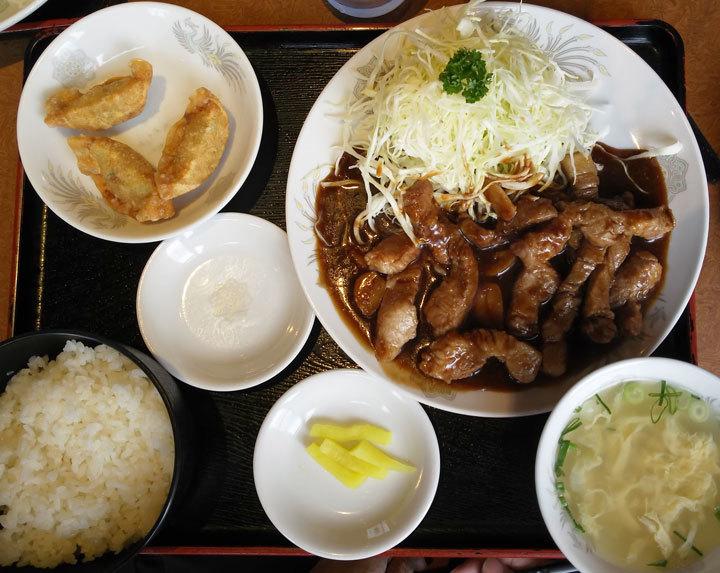 中国料理 醤(ジャン) トンテキ さくらポーク_web