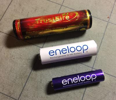 18650型電池