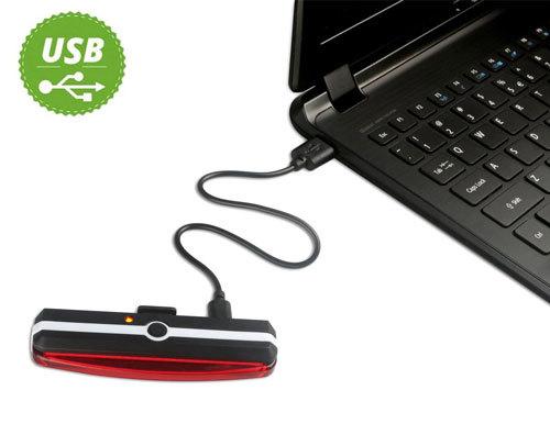 USB充電式テールライト
