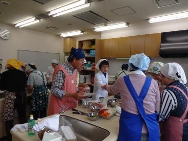 楽しい料理教室