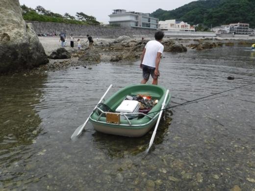 葉山の釣り (9)
