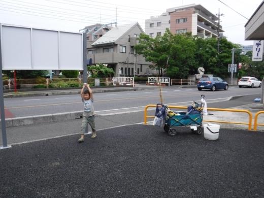 別所沼公園雑魚釣り (29)