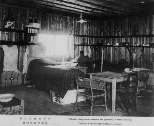 ドイツ兵似島捕虜収容所将校収容舎1