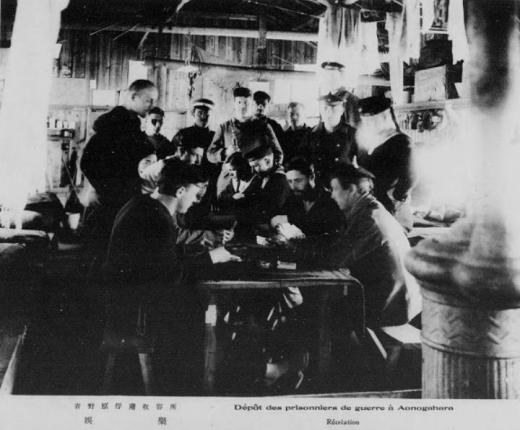 ドイツ兵捕虜青野原俘虜収容所娯楽1