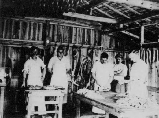 ドイツ兵捕虜坂東収容所ソーセージ1