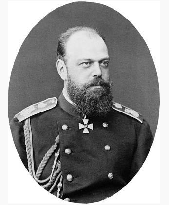 ロシアアレクサンドル三世1