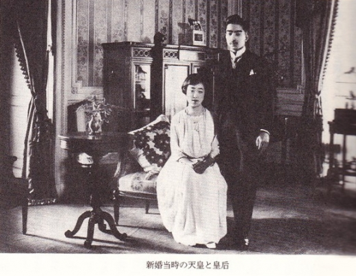 女性宮家昭和天皇新婚当時5