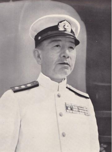 古賀峯一連合艦隊司令長官