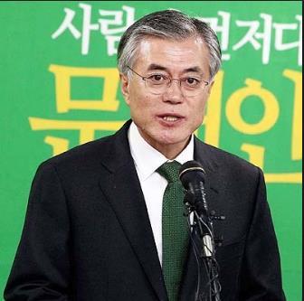 ムンジェイン韓国大統領1
