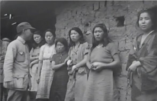 朝鮮人慰安婦動画1