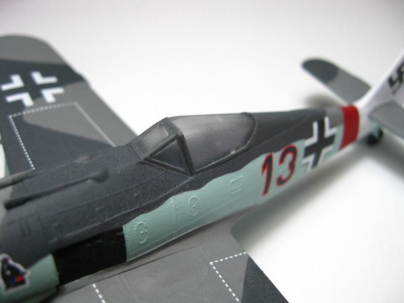 エレール 1/72 フォッケウルフ Fw190 A-5/U12