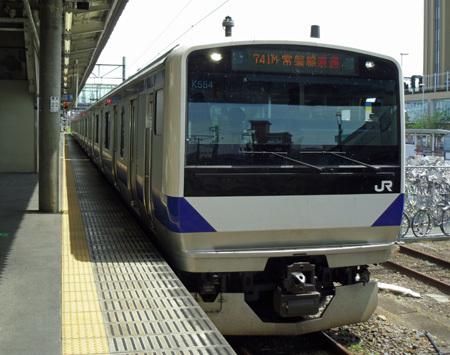 水戸線E531系