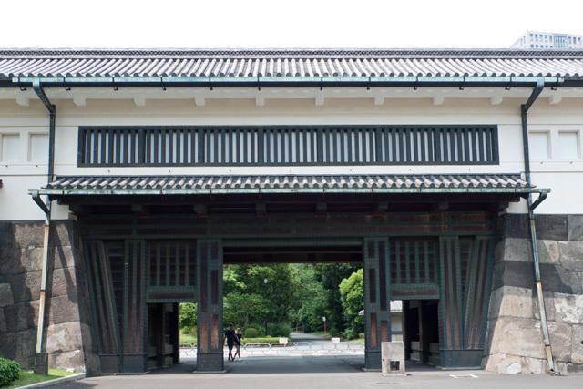 江戸城大手門(櫓門)