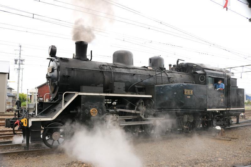 大井川鉄道SL1