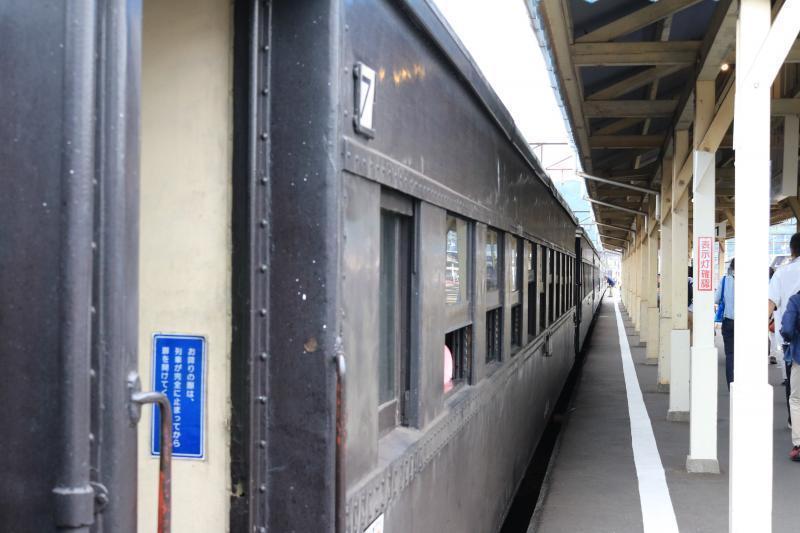 大井川鉄道SL4