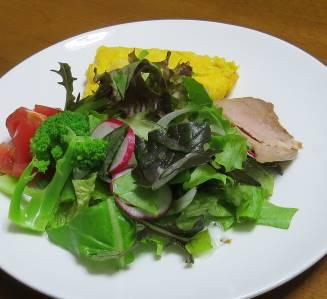 生野菜ミックスサラダ6月上旬゙
