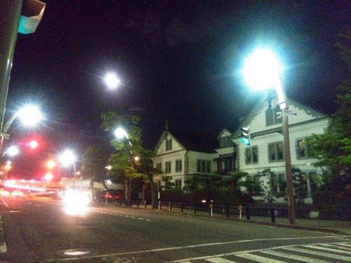 夜の上古町5