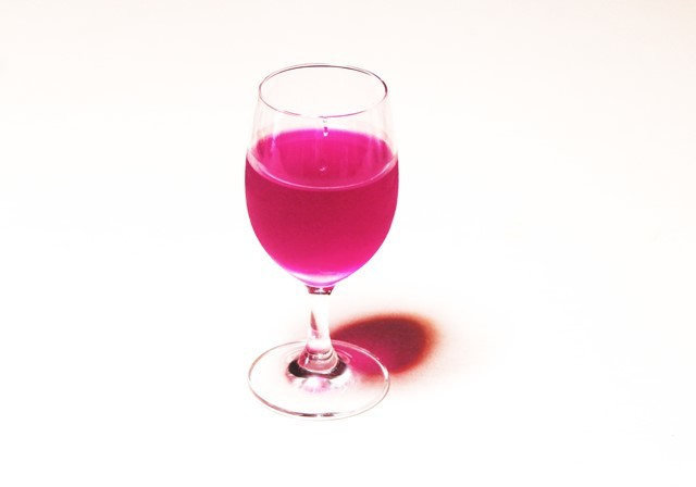 赤紫蘇ジュース1