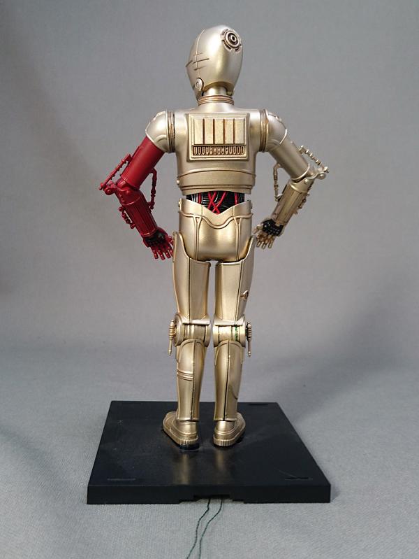 C-3PO完成3