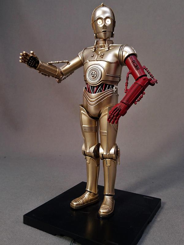 C-3PO完成2