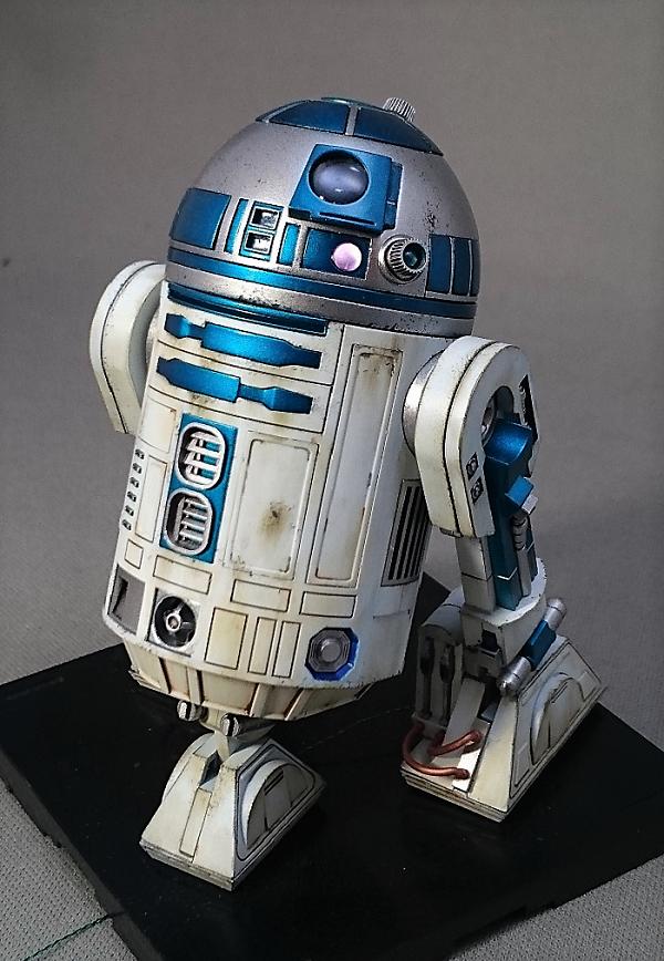 R2-D2完成2