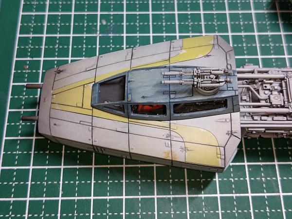 Y-wing 75