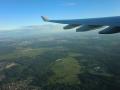 飛行機より望むロシアの大地
