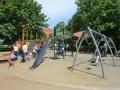 ロシア風の児童公園